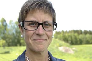 Malin Ruthström tror digitaliseringen ger fördelar i äldreomsorgen.