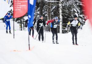 hälsingeleden på skidor