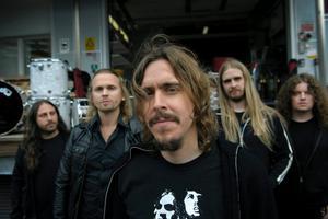 Mikael Åkerfeldt, frontfigur i metalbandet Opeth, aktuella med Sverigeturné i vinter.