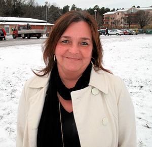 Nina Härmälä har hand om Nettos etableringar i Mälardalen.