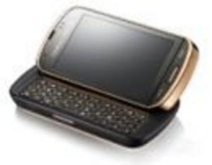 Smart Armani-mobil från Samsung