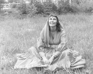 Katarina Taikon 1978.Foto:  Bertil Ericson/Scanpix