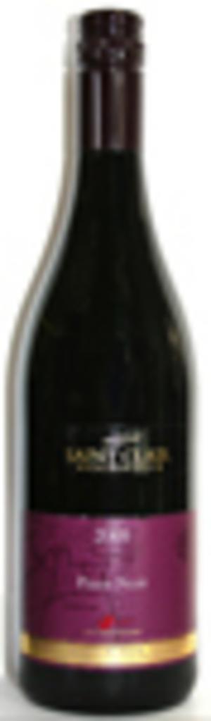 Saint Clair Pinot Noir 2007