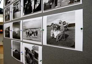 Mellan 17-23 maj pågår en bildutställning på Sundsvall-Timrå airport.