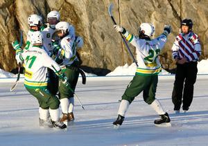 Norrtelje BF är fyra i division 1 östra och har fem matcher kvar att spela.