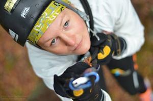 Det kommer bli lite sömn för Anna Gredander och hennes lag under tävlingen.