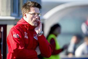Anundsjötränaren Robert Bergström är lite bekymrad efter noll poäng på två matcher.