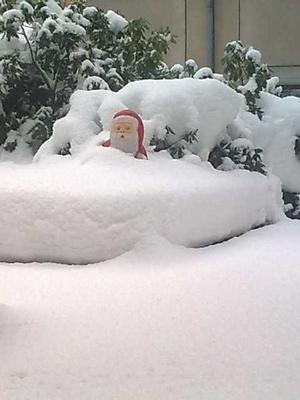 Ingen mer snö...tack