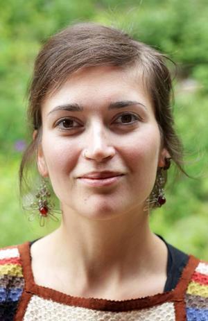 Jonna Hylén står bakom festivalerna Mylthsylth i parken, som arrangeras i flera parker i Östersund.