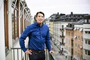 Fagerstabördige Jonas Nygren känner starkt för Fagersta.