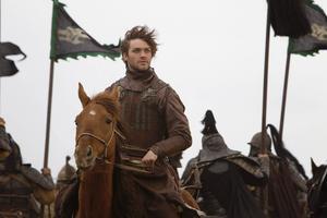 Lorenzo Richelmy spelar titelrollen i Netflix mastodontserie om upptäcksresanden Marco Polo.