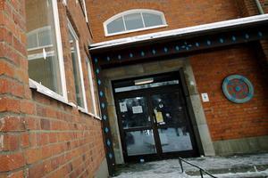 Östbergsskolan på Frösön. Arkivbild.