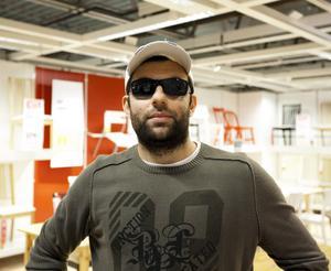 Homan Azizadeh var nöjd med att komma med på listan men gladde sig ännu mer över att hans föräldrar också kom med.
