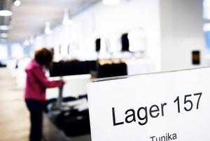 Lager 157 stänger butiken i Sågmyra
