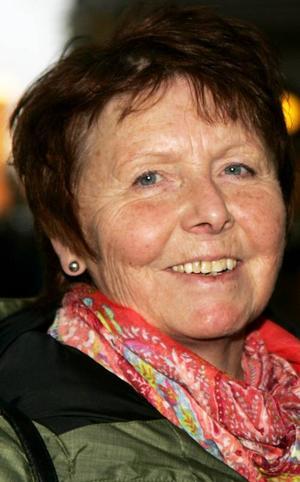 Carina Asplund, 64,Hammarstrand:– Nja, sådär. Jag går aldrig under stegar. Om jag går i par med någon delar vi aldrig på oss till exempel vid en lyktstolpe på stan. Vi går på samma sida.