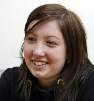 Sarah Wikman, 16, har haft sedan hon var 14. Hennes föräldrar tycker att det är skönt att slippa skjutsa henne.