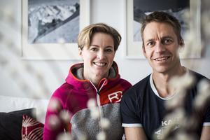 Linda och Johan Nilsson har skrivit boken