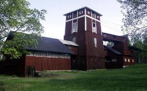 Vasalaven i Bispberg, en av de gamla byggnader som ger byn dess speciella karaktär.FOTO: ROLAND ENGVALL