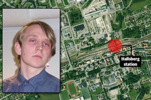 22-årige Patrik försvann den 22 maj i år. Trots alla iakttagelser som uppges ha gjorts, bland annat i Köping och Västerås i Västmanlands län, är den enda säkra iakttagelsen att han steg av tåget på Hallsbergs station klockan 14.45 den 22 maj.