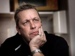 Mattias Jansson tycker att hans trafikskola får ogrundad kritik. Foto:PeterOhlsson/Arkiv