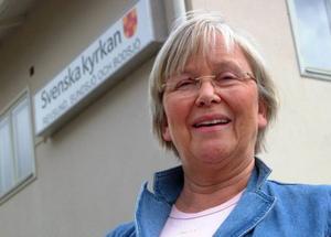 Eva Eriksson installeras nu på söndag som Bräcke-Revsunds nya gemensamma kyrkoherde.Foto: Ingvar Ericsson