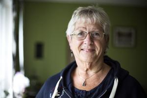 Maria Öhlén, Härnösand, fyller 60 år i morgon.
