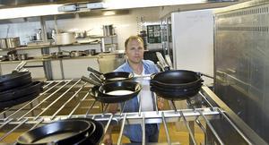 2014 kan grytorna ha kokat för sista gången på restaurangskolan i Sandviken. Något som läraren Daniel Hammarlund menar är fruktansvärt tråkigt.