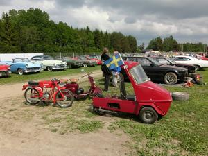 Under lördagen arrangeras Motorhistoriska dagen på motorstadion och då kommer en mängd olika gamla fordon att finnas på plats och visas upp.