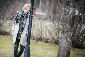 Ida Engvoll lämnar gärna Stockholm för att vila ut hemma i Stråtjära mellan filminspelningarna.