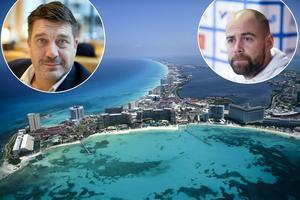 Notan för att Svenska skidförbundet ska kunna vara med i Cancún kostar flera hundra tusen.