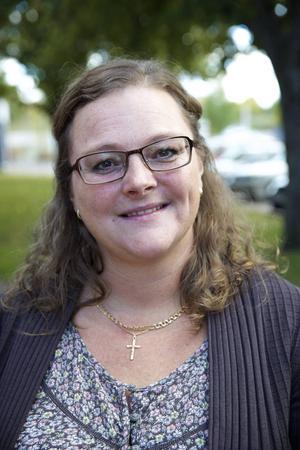 Det bor totalt 70 barn mellan fem och elva års ålder på förläggningen i Garpenberg upplyser Erika Jernberg, församlingspedagog.