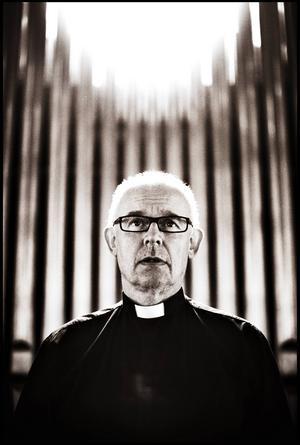 Ulf Jensius, kyrkoherde i Sandvikens pastorat.