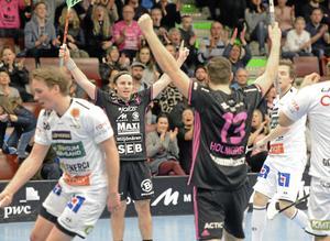 Alexander Galante Carlström har gjort 57 mål den här säsongen – senast blev det tre mål mot Karlstad.