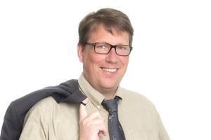 Anders Häggkvist är kommunalråd för Centerpartiet i Härjedalen.