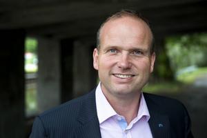 Målet är att satsningen ska ge minst 200 jobb och nio nya företag, säger Lars Persson Skandevall, vd för Bron Innovation,