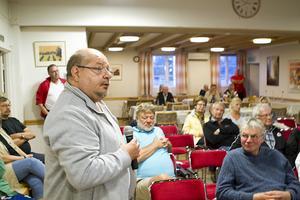 Joakim Göransson, metallordförande på Uponor, varnade politikerna för att ta det för givet att de tre industrierna på orten alltid kommer att vara kvar.