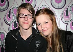 Konrad. David och Jenny