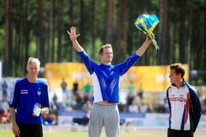 Guldglädjen vid SM i Söderhamn var säsongens höjdare för Joel Groth.