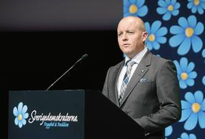 Björn Söder (SD) ska inte avgöra vem som är svensk eller inte.