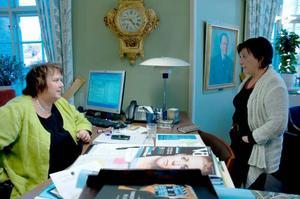 Kommunalråden AnnSofie Andersson (S) och Karin Thomasson (MP) räknar med att arbetet med det kommande tillväxtprogrammet ska lyfta kulturfrågorna i Östersunds kommun.