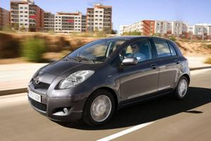 Toyota Yaris 1,4 D-4D. 153 600 kronor. Japanskt dieselalternativ. Sannolikt den mest driftsäkra i klassen.