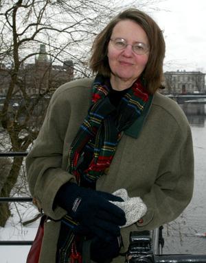 Kandidater. Eva Ström.