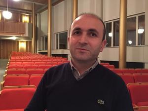 Ismail Dundar, ekonomiansvarig på Dalkurd AB, tror på ett mycket bättre år för bolaget 2017.