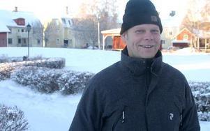Göran Eriksson hoppas på aktiviteter i Grönlandsparken under sommaren.FOTO: ROLF JOHANSSON