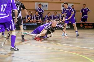 Joakim Wallén är en av de som lämnar Sala Silverstaden inför kommande säsong. Han ska spela för FBC Uppsala i allsvenskan. Foto: Mikael Stenkvist