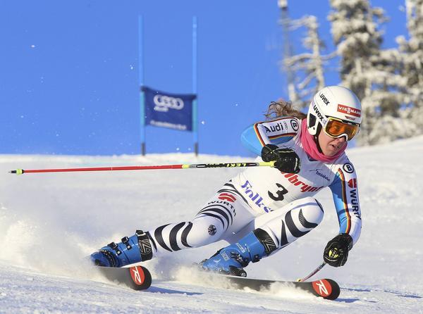 FIS-tävlingar Funäsdalen, Kira Weidle, Tyskland