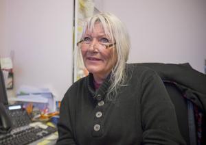 Barbro Wiklund har ett djupt engagemang för utsatta kvinnor och deras barn. I genomsnitt lägger hon ned tre timmar om dagen på Kvinnojouren Liljan.