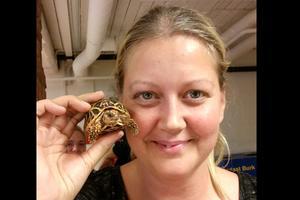 – Inget djur är för litet att ta hand om, säger Linda Eriksson.