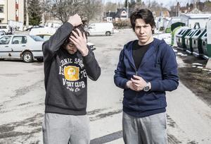 Hasan tänker inte lämna sin bror. Behöver Ahmad åka tillbaka till Syrien följer Hasan med, även om det kan kosta honom livet.
