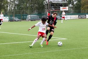 Kion King var pigg på topp och svarade för framspelningen till 1–0.
